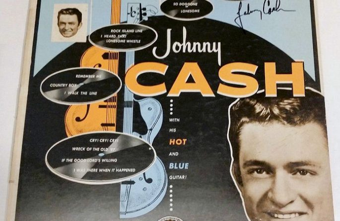 Johnny Cash – With His Hot And Blue Guitar