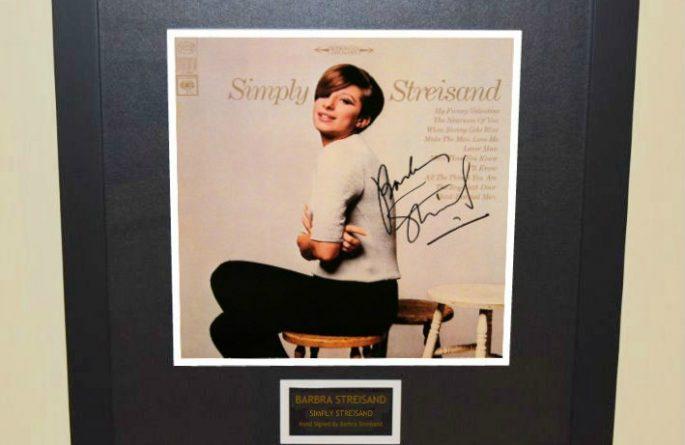 Barbra Streisand – Simply Streisand