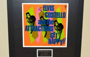 Elvis Costello – Get Happy!