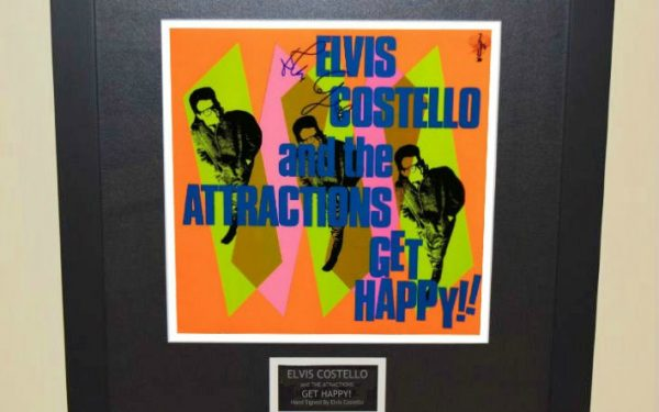 Elvis Costello – Get Happy!
