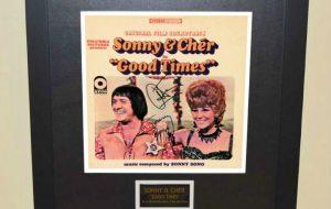 "Sonny & Cher  ""Good Times"" Original Soundtrack"