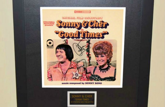"Sonny & Cher  ""Good Times"" Original Soundtrack"