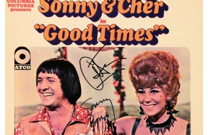 "Sonny & Cher – ""Good Times"" Original Soundtrack"