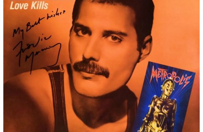 Freddie Mercury – Love Kills