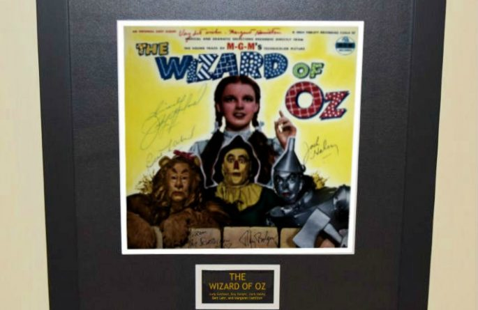 #1 The Wizard of Oz Original Soundtrack