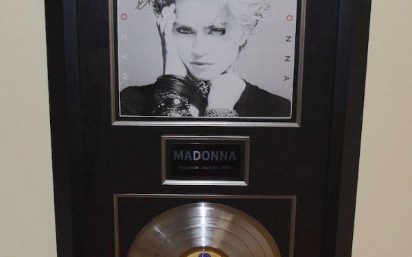 Madonna – Debut