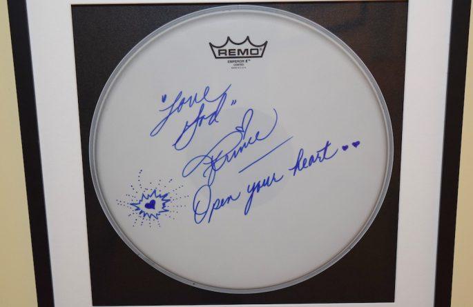 Prince – Drum Head