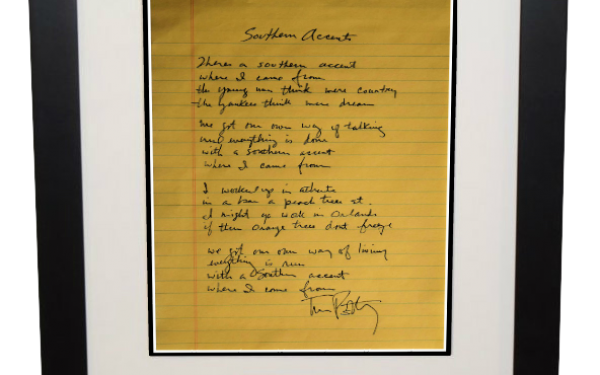 Tom Petty – Southern Accents