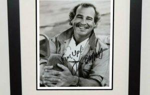 #3-Jimmy Buffett Signed 8×10 Photograph