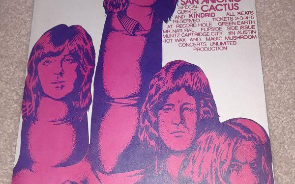 Badfinger – Vintage Concert Poster