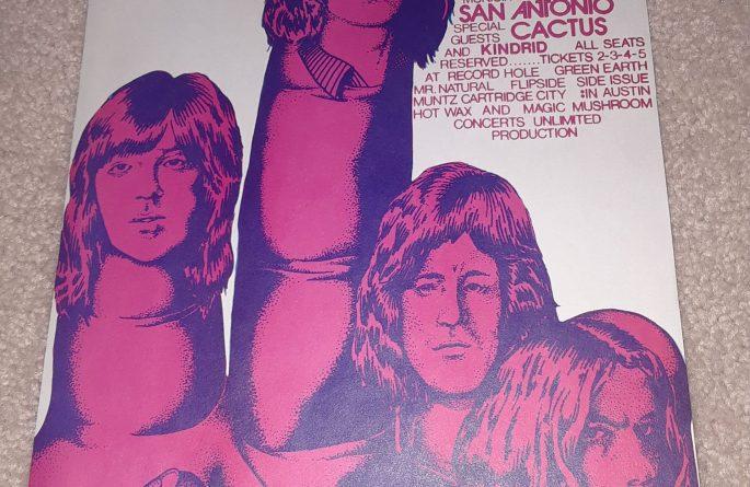 Vintage Concert Poster – Badfinger