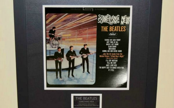Beatles – Something New