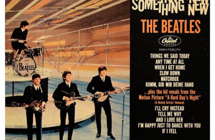 Beatles – Something New