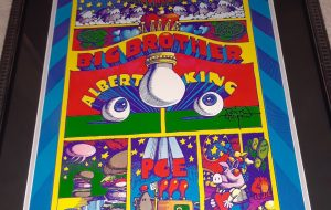 #3 Big Brother And The Holding Company – Vintage Concert Poster