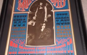#2 Big Brother And The Holding Company – Vintage Concert Poster