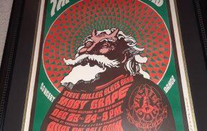 Grateful Dead – Vintage Concert Poster