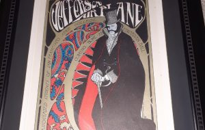Jefferson Airplane – Vintage Concert Poster