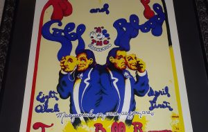 Moody Blues – Vintage Concert Poster