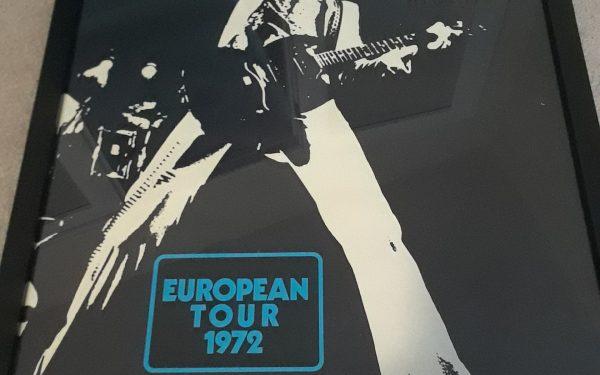 Who – Vintage Concert Poster