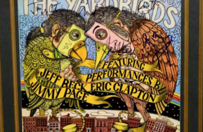 Yardbirds – THE YARDBIRDS