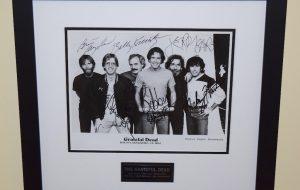 #2-Grateful Dead Signed 8×10 Photograph