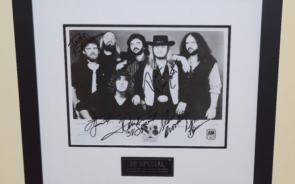 38 Special Signed 8×10 Photograph