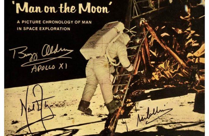 Apollo 11 – Man On The Moon Booklet