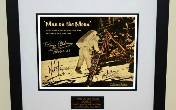 Man On The Moon – Apollo 11 Booklet