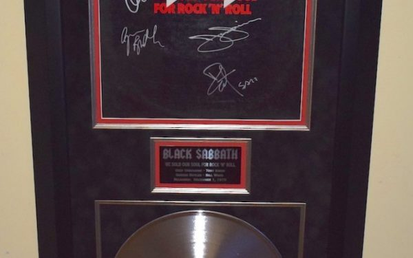 Black Sabbath – We Sold Out Soul for Rock 'N' Roll