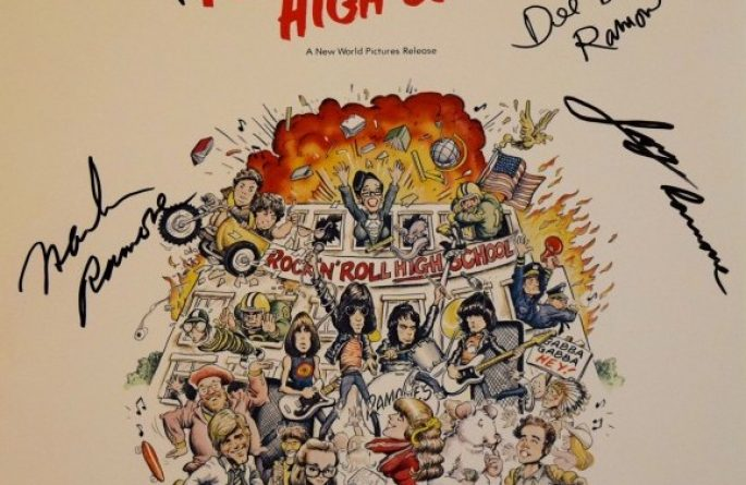 Ramones – Rock 'N' Roll High School
