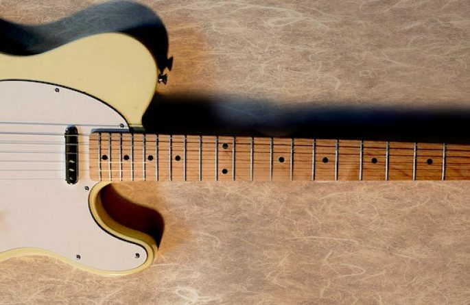 Bon Jovi Fender Telecaster
