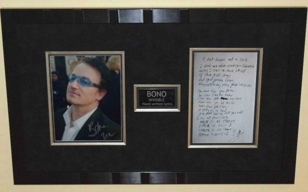 Bono – Invisible