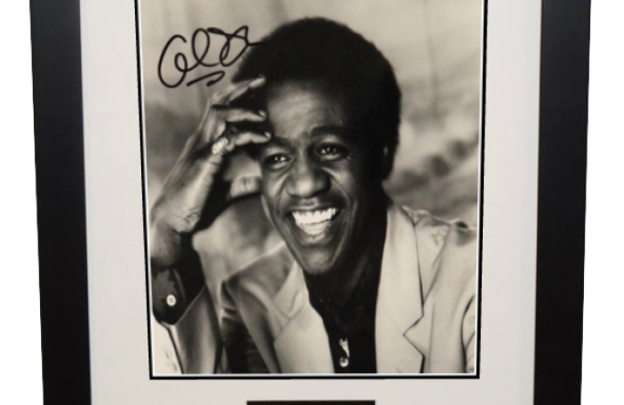 Al Green Signed 8×10 Photograph