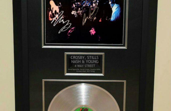 Crosby, Stills, Nash & Young – 4 Way Street