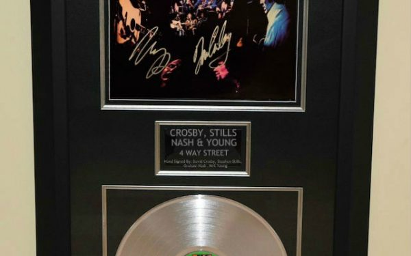 Crosby, Stills, Nash & Young – 4 Way Street