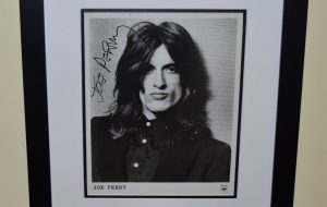 #2-Joe Perry Signed 8×10 Photograph