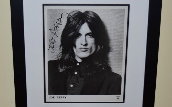 #2-Joe Perry Signed 8×10 Photograph