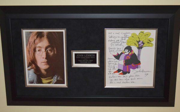 John Lennon – Nowhere Man