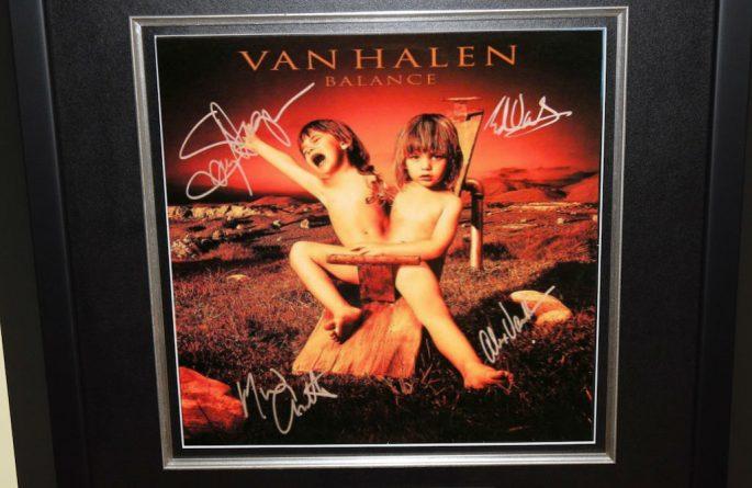 Van Halen – Balance