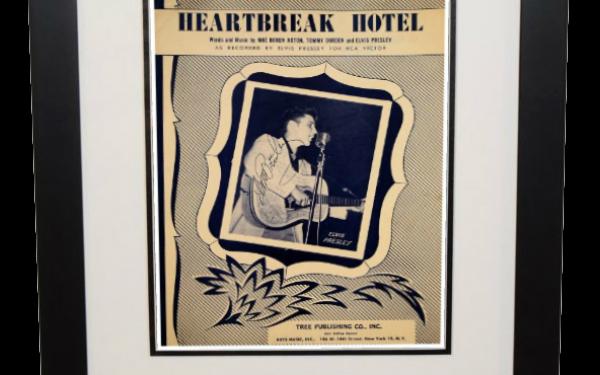 Elvis Presley – Heartbreak Hotel