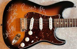 Rolling Stones Fender Stratocaster