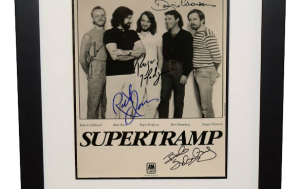 Supertramp 8×10 Promotional Photograph