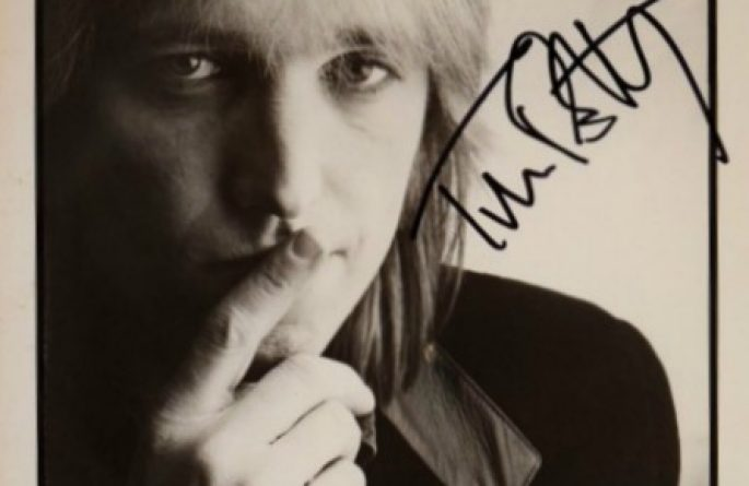 #10-Tom Petty Signed 8×10 Photograph
