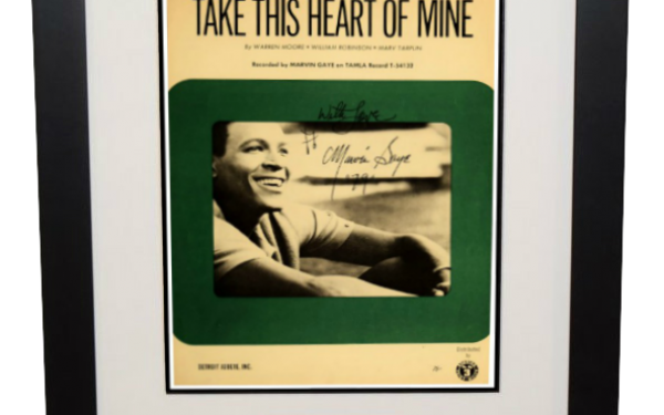 Marvin Gaye – Take This Heart Of Mine