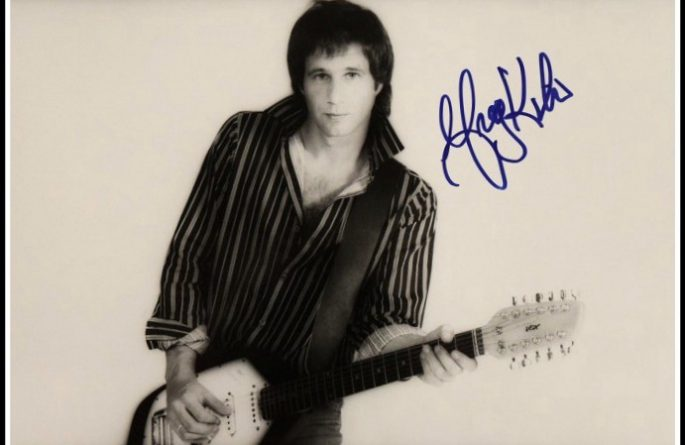 Greg Kihn Signed 8×10 Photograph
