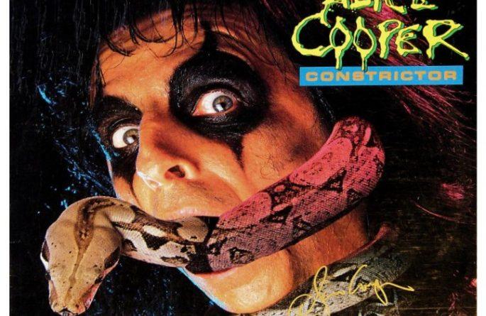 Alice Cooper – Constrictor