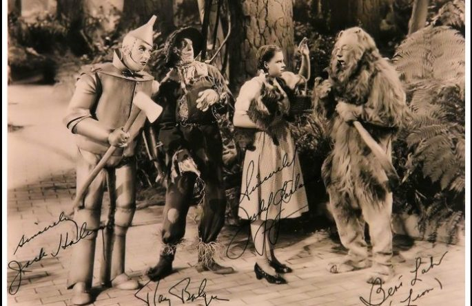Wizard Of Oz – We're Off To See The Wizard