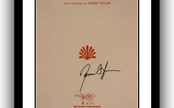 James Taylor – Fire and Rain
