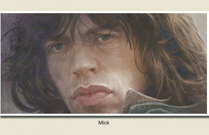 Mick in Montauk
