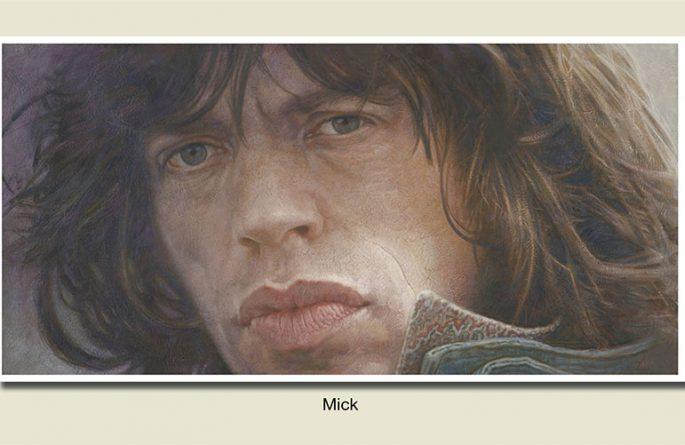 Mick in Montauk
